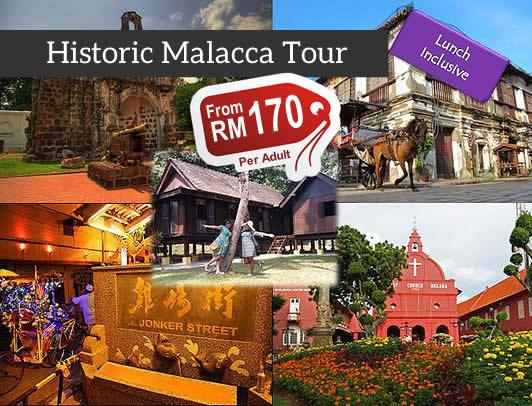 Melaka Day Tour