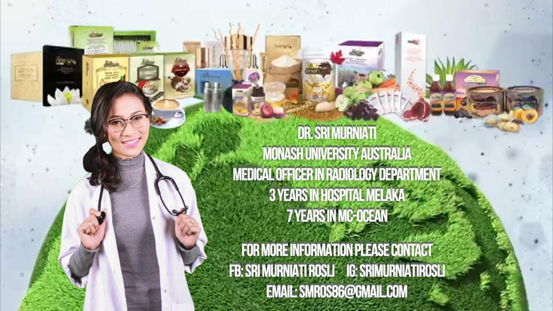 Mc Ocean Dr Sri Murniati