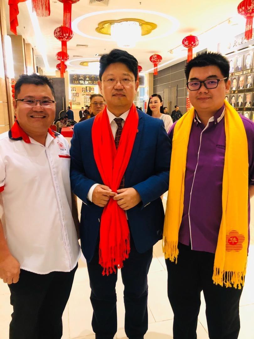 吴汉坤-离婚律师-白天-中国驻马来西亚大使