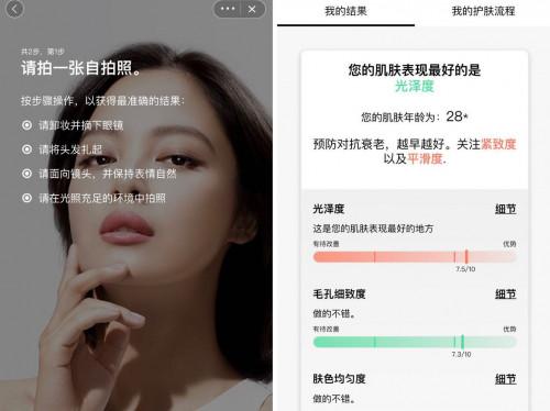 Skin Analysis by AI Malaysia