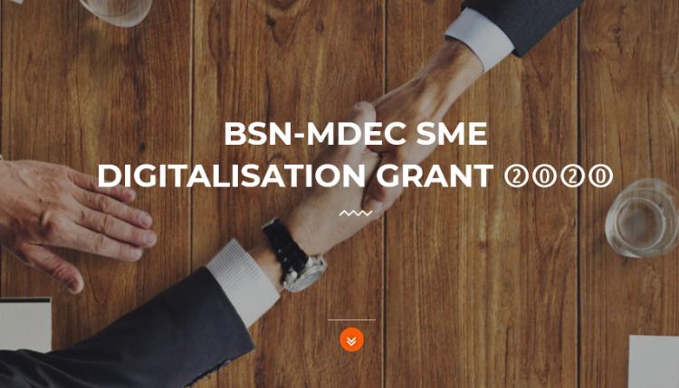 MDEC-SME-Grant-Malaysia